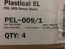 FujiFilm Plastical EL UV Screen Print Ink  PEL 009 Dense Black 1-gallon