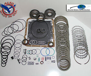 4L60E Rebuild Kit Heavy Duty HEG LS Kit Stage 2 w/3-4 PowerPack 1997-2003