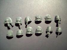 Space Marine Grey Knight Shoulder Pads bits