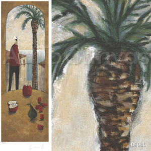 """Image 15x29"""" HOMBRE by DIDIER LOURENCO HAND NUMBERED #103/375 with SIGNATURE S/N"""