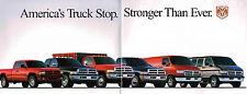 1997 Dodge TRUCKs Brochure:RAM,VAN,PickUp,ST,LT,Pick Up,LARAMIE,DURANGO,SLT,1500