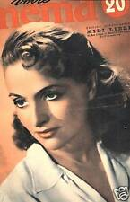 VOTRE CINEMA 1948 N 81 CLAIRE MAFFEI - MADELEINE SOOGNE