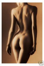 Poster PHOTO ART FORM - Naked Womans Back  NEU (56889)