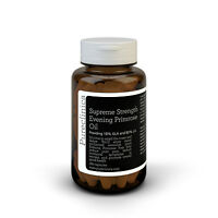 1000mg Suprem Strength Evening Primrose Oil. Lot de 6 mois. 80% acide linoléique