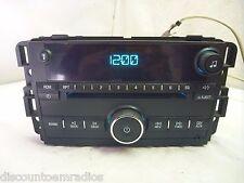 06 07 08 Chevrolet Monte Carlo Impala Radio CD Player Aux Ipod 15798973 CF16168