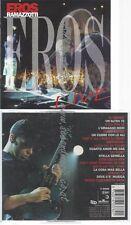 CD--EROS RAMAZZOTTI--EROS LIVE