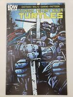 TEENAGE MUTANT NINJA TURTLES #52 (2015) IDW COMICS KEVIN EASTMAN COVER VARIANT!