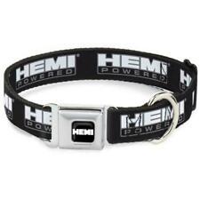 Dog Collar Seat Belt Licensed Hemi WHE005