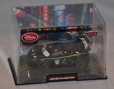 NEW! Disney Store PIXAR Cars 2 Lewis Hamilton Diecast Car (W/Case) Fast Shipping