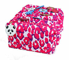 Wholesale Lot of 10 x Estee Lauder Cosmetic Makeup Bag with Random Animal Charm