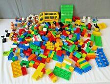 Konvolut 3,5 Kg Lego Duplo lose Steine, Tiere, Figuren, Fahrzeugteile, Zubehör
