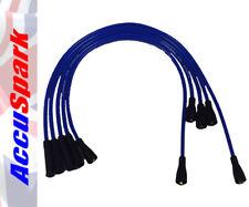 AccuSpark 8mm Alto Rendimiento Conjunto De Cables HT silicona para FORD CORTINA