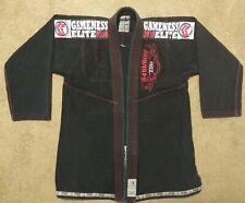 Gamness Elite 2010 A3 Gi Black Kimono Bjj Jui-Jitsu Mma Martial Arts