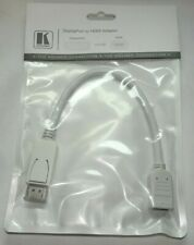 Display Port (M) to HDMI (F) Adapter Cable Kramer 99-9697030 ADC-DPM/HF