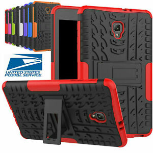For Samsung Galaxy Tab A 8.0 T290 T387 T380 T350 Hybrid Rugged Armor Case Cover