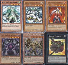 Monarch Tournament Deck - Caius - Thestalos -  Raiza - Yugioh - 50 Cards + Bonus