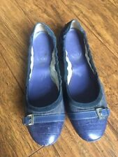 Tod's Ballerinas Patent Leather Flats for Women