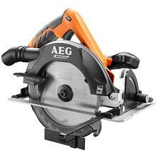 """AEG 18V Cordless Brushless Motor 7 1/4"""" Circular Saw-Skin Only"""