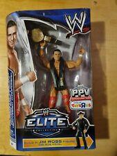 WWE Mattel Alberto Del Rio Elite Figur Build a Jim Ross Payback