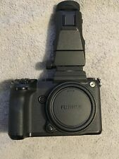 Fujifilm GFX 50S Medium Format Mirrorless Camera - Black (Body) With EVF-TL1