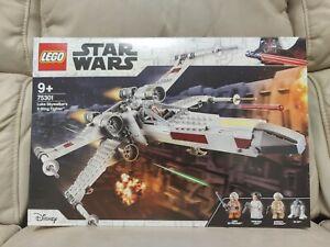 ⭐ 5 X Bulk LEGO Luke Skywalker's X-Wing Fighter 75301 (75301) ⭐