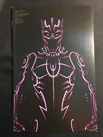 BLACK PANTHER 1 VARIANT NEGATIVE SPACE VOL 6 NM AVENGERS SHURI CHADWICK BOSEMAN