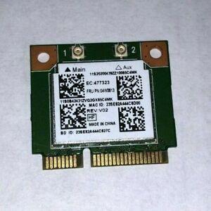 Lenovo Thinkcentre M73 M83 M93P, Thinkpad E440 E540. WiFi/Bluetooth 04W3813 #01