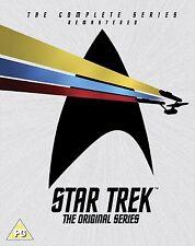 STAR TREK THE ORIGINAL Series 1-3  Complete SEALED/NEW Season Full Journey 1 2 3
