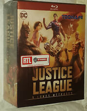 Justice League Flashpoint Trône Atlantis War Teen Titans Gods Monstres Blu-Ray