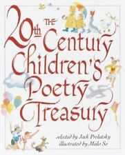 The 20th Century Children's Poetry Treasury by Jack Prelutsky (1999, Hardcover)