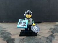 LEGO Collectible Minifigure Series 8 DJ Minifig (8833) Complete - Genuine