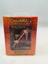 Chainmail Miniatures Games Werebear Trooper