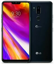 LG G7 ThinQ 64GB GSM Unlocked - Aurora Black Smartphone G710VM 64 WiFi LTE