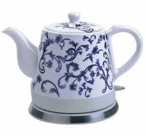 Ceramic Electric Kettle Porcelain Teapot Water Boiler Electric Ceramic Kettle