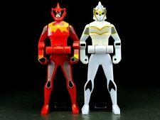 Japan BANDAI MAGIRANGER Ranger Key WOLZARD-FIRE & MAGI-MOTHER SET