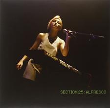 Section 25-Alfresco Clear Vinyl VINYL NEW