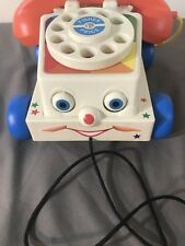 Fisher Price 2009 Retro Style Phone Rotary Dial