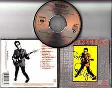 ELVIS COSTELLO My Aim Is True 1980s SIGNED / AUTOGRAPHED US CD + CoA