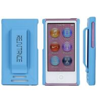 Resistance- Blue iPod Nano 7th Generation Protective Case With Clip