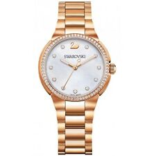Orologio SWAROVSKI City Mini rose gold oro rosa rosè 5221176 donna watch swiss