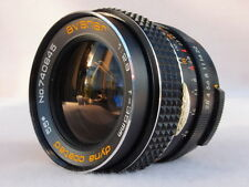 35mm F2.8 M42 LENS CAN FIT PENTAX, CANON EOS, EF, DIGITAL - EXCELLENT!