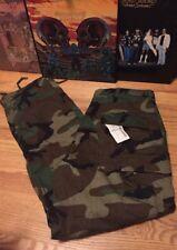 "Vintage 1994's Us Army Military Combat Woodland Camouflage Uniform Pants. 31-35"""