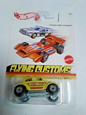 hotwheels vw baja beetle  flying customs