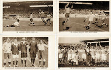 Postkartenserie Olympische Spiele 1928 Football Postcards Olympic Games