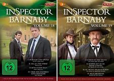 8 DVDs * INSPECTOR BARNABY - VOLUME 18 + 19 IM SET # NEU OVP &