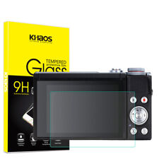 Khaos For Canon PowerShot G7X Mark III Tempered Glass Screen Protector