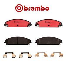 D1159 Besser Premium Front Disc Brake Pad Set D1159