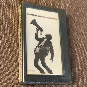 Sealed BRYAN ADAMS Waking Up The JAPAN DCC(Digital Compact Cassette) POXM-1003