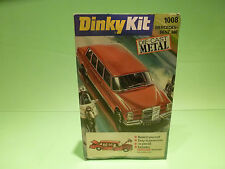 DINKY TOYS KIT 1008 MERCEDES BENZ 600  - RARE SELTEN - GOOD IN UNOPENED BOX