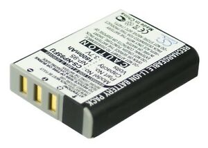 Battery for FUJIFILM NP-95 FinePix F30 FinePix F31fd NEW UK Stock